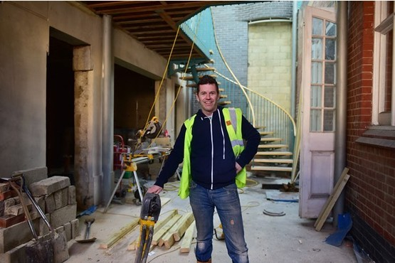 Old Cheltenham fire station being transformed into 'premium' pub and restaurant
